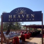 Thanks to our sponsor Heaven  B(each) B(ar) for the deckchairs.